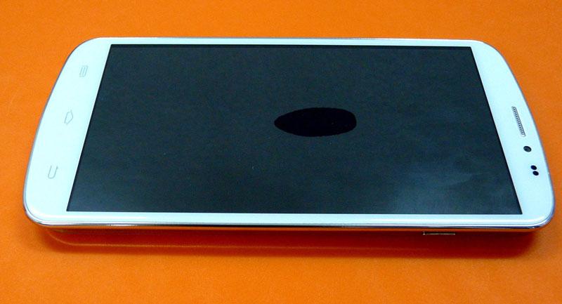 Как убрать пятно на экране смартфона после замены тачскрина