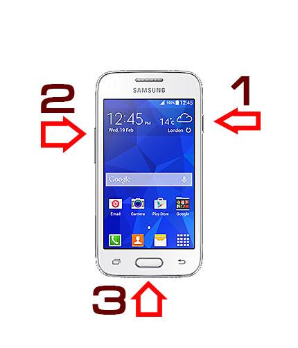 Hard Reset Samsung SM-G318H Galaxy Ace 4 Neo
