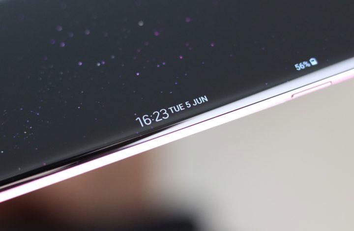 Как вернуть Edge Clock на Samsung Galaxy S7 edge