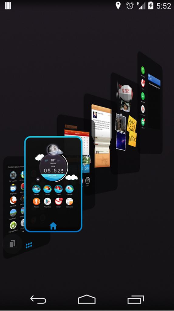 Что такое Лаунчер на Андроид и для чего он нужен