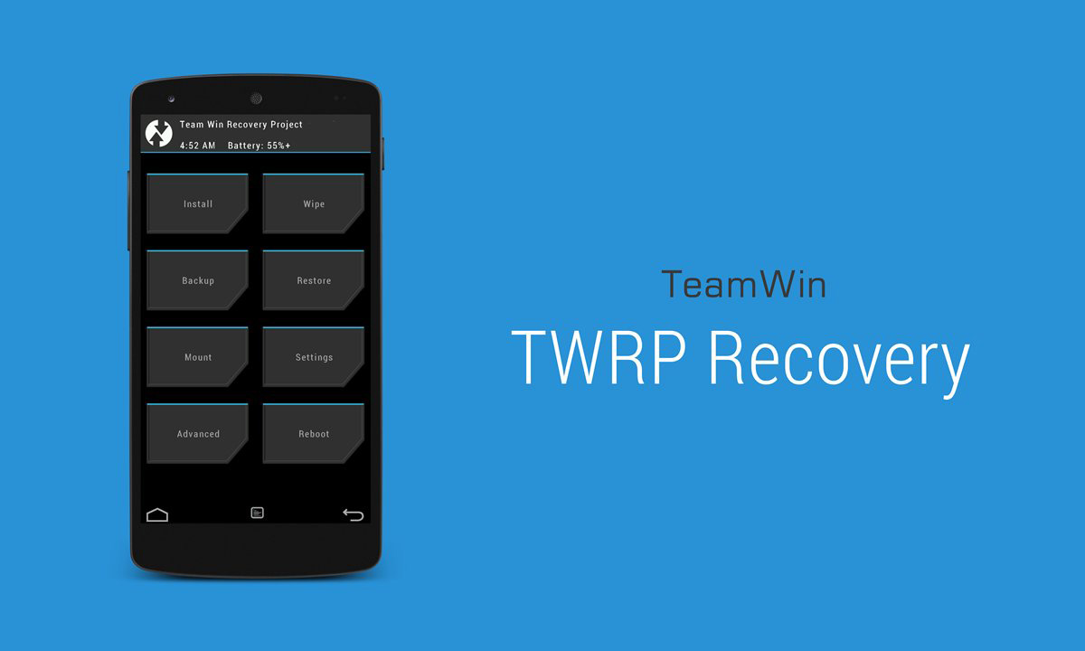 Team Win Recovery Project