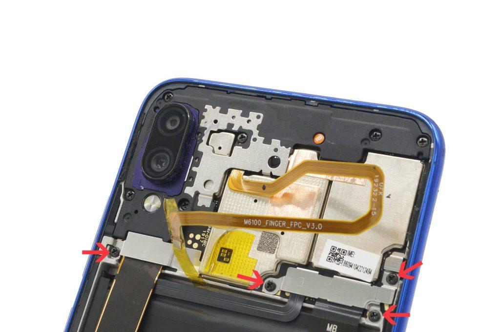 Как разобрать Xiaomi Redmi Note 7