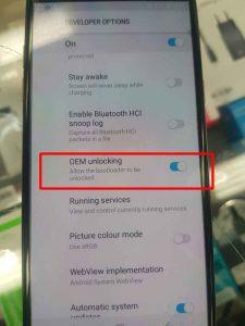 OEM unlocking Samsung