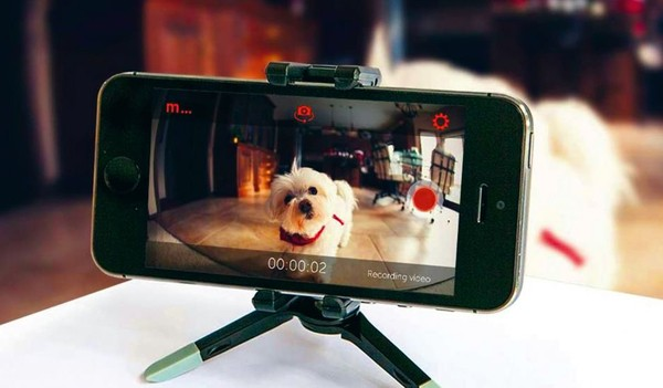 Камера видеонаблюдения из смартфона