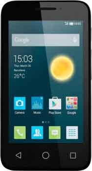 Alcatel ONE TOUCH PIXI 3 (4) 4013D