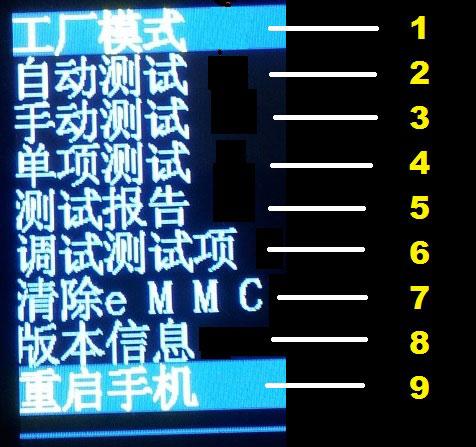 Как на китайском андроиде сделать хард ресет 822