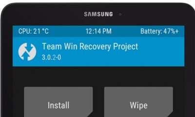 Как установить Recovery на Samsung Galaxy Note 8.0