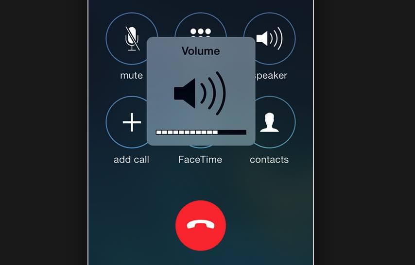 Плохо слышно собеседника по телефону