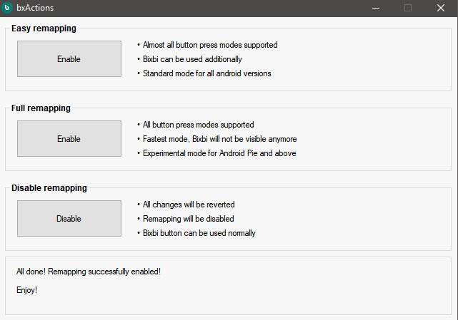 Как переназначить кнопку Bixby на смартфонах Samsung