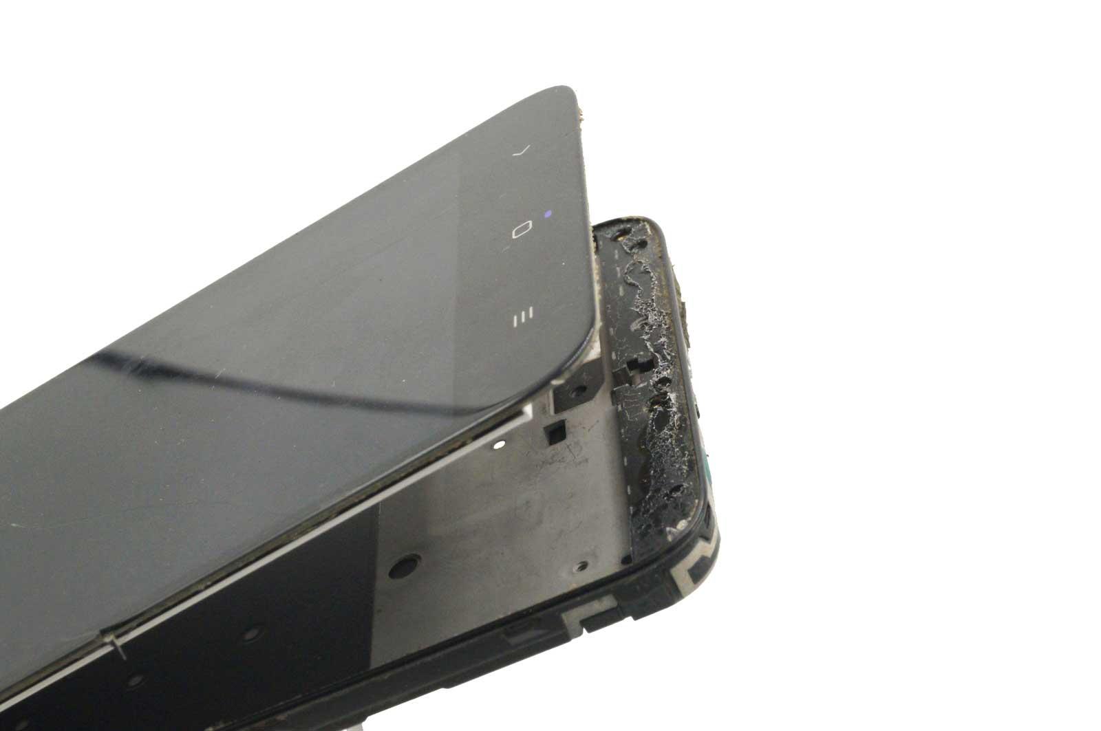 Отклеить дисплей на Xiaomi Redmi 4X
