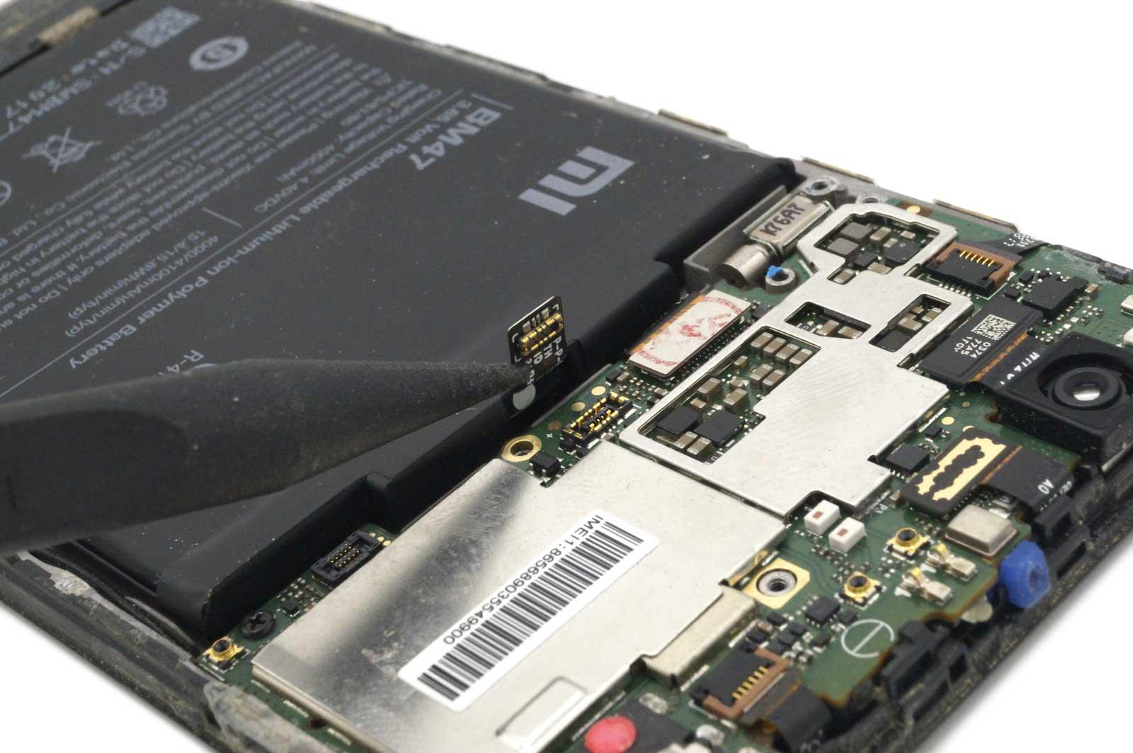 Аккумулятор Xiaomi Redmi 4X