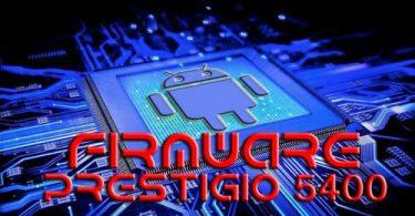 Прошивка Prestigio Multiphone 5400 DUO