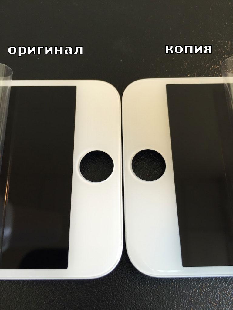 Как отличить оригинальный дисплей
