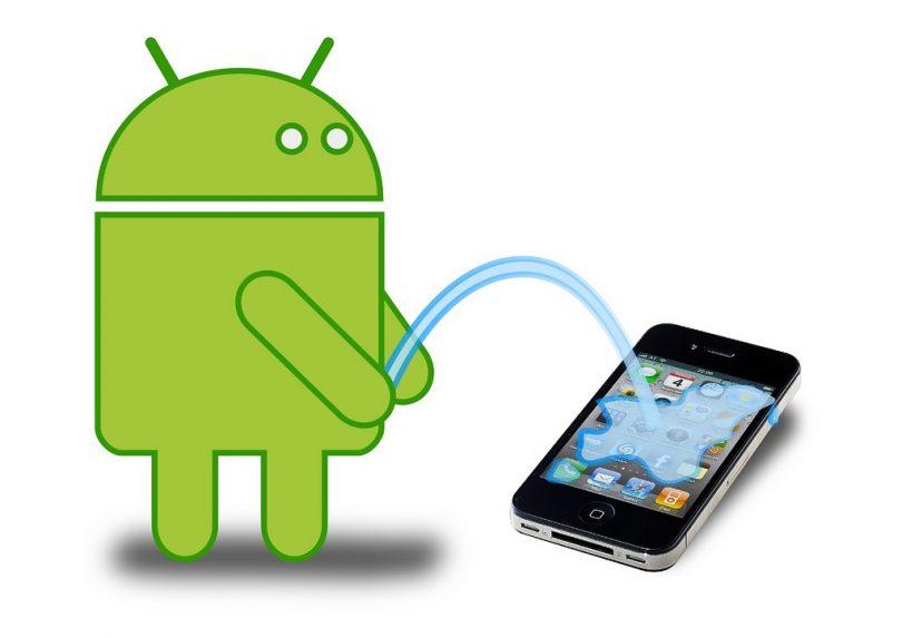 Преимущества телефонов на базе Android