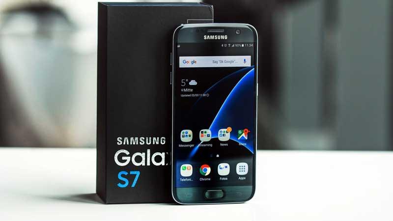 Samsung Galaxy S7 обновился до Андроид 8.0