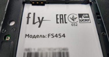 Как обойти аккаунт Google на FLY FS454