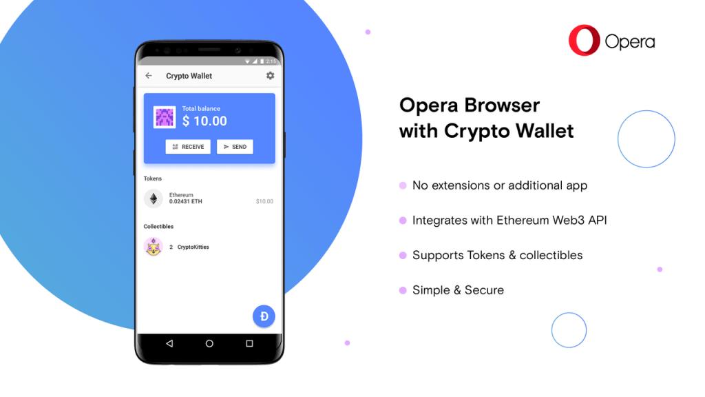 Opera Crypto