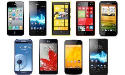 Топ 10 телефонов до 10 000 рублей
