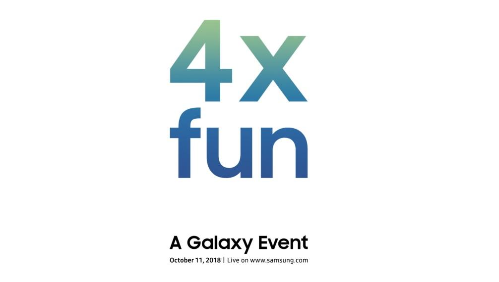 Презентация Samsung 11 октября