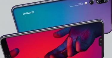 Смартфоны Huawei 2019 года