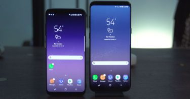 Samsung Galaxy S8 обновился до Андроид 9