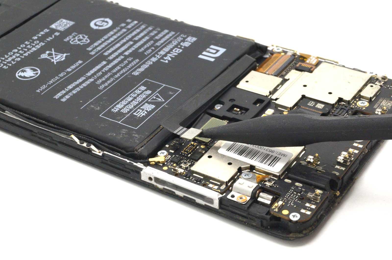 Замена аккумулятора на Xiaomi Redmi Note 4