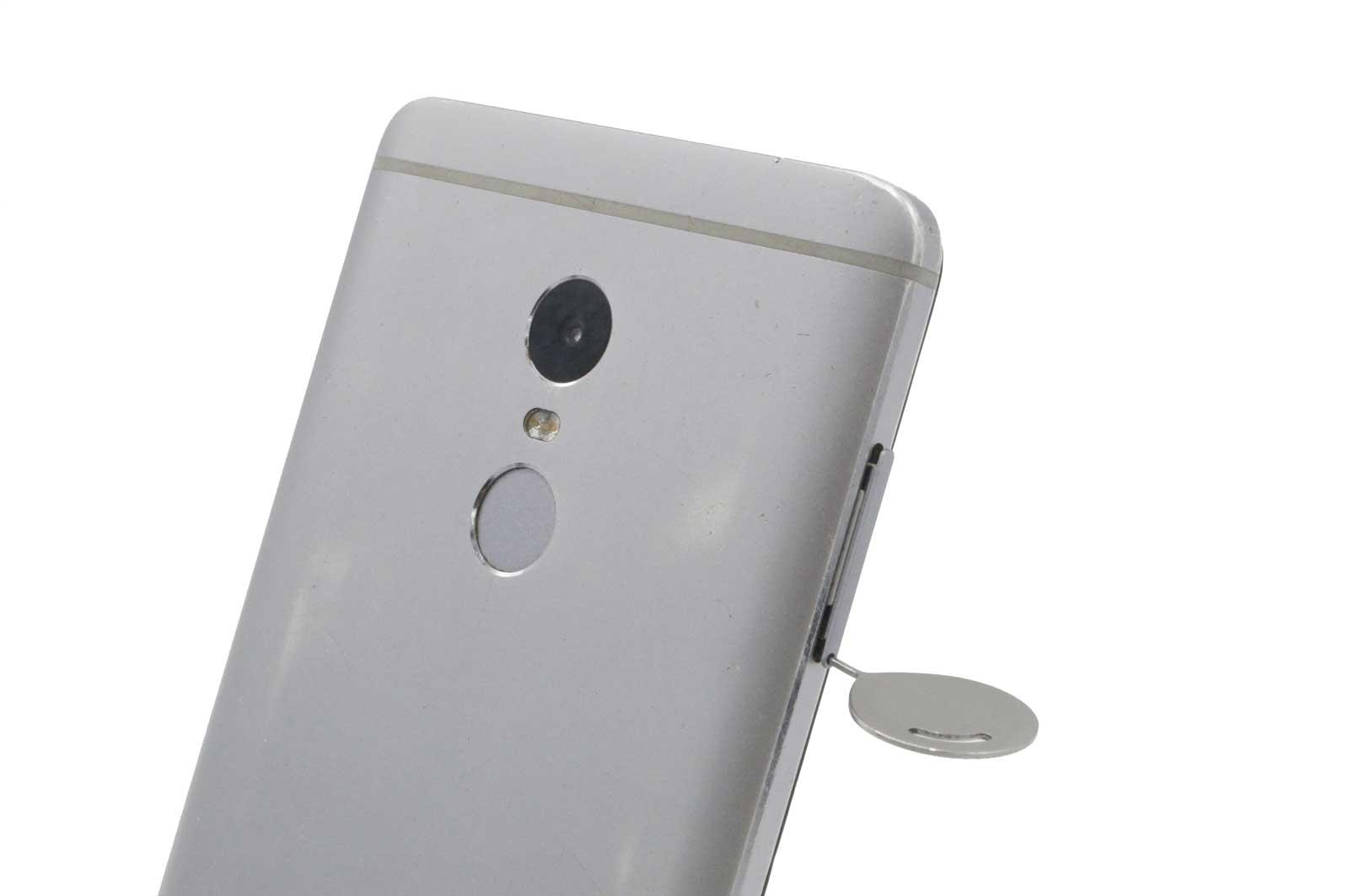 Как поменять аккумулятор на Xiaomi redmi Note 4