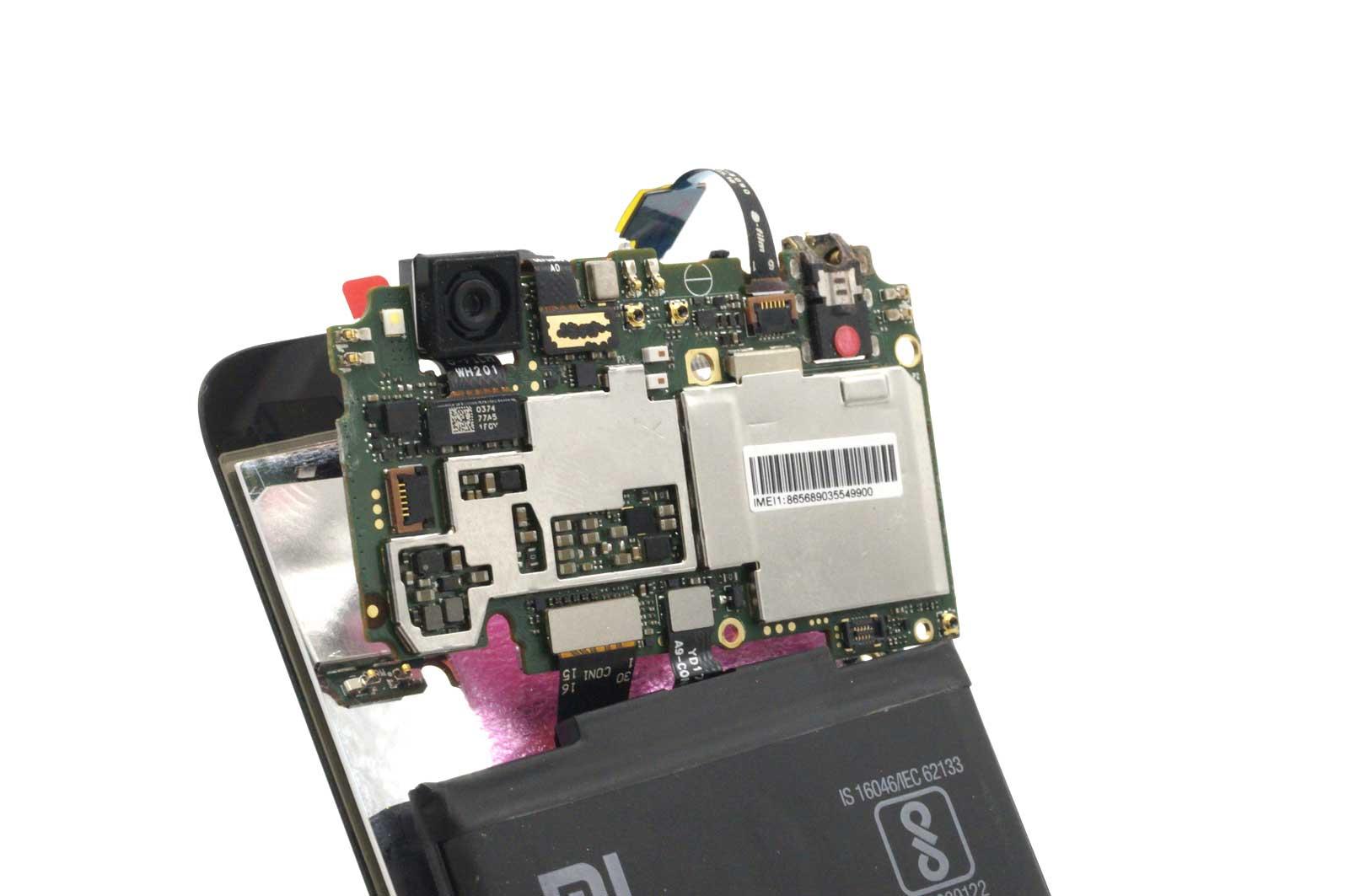 Замена дисплея на Xiaomi Redmi 4X