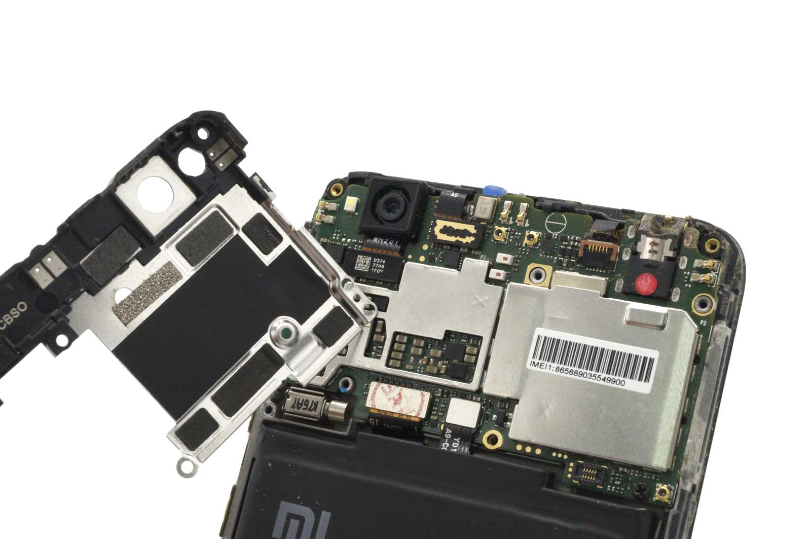 Системная плата Xiaomi Redmi 4X