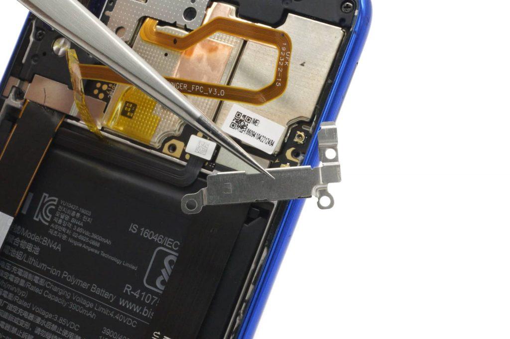 Шлейф аккумулятора Xiaomi Redmi Note 7