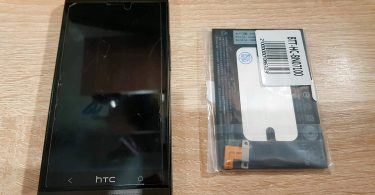 Замена аккумулятора HTC ONE BN07100