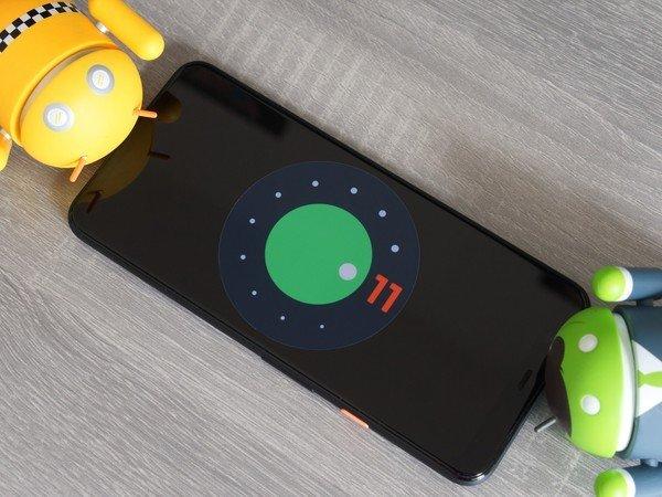 Андроид 11