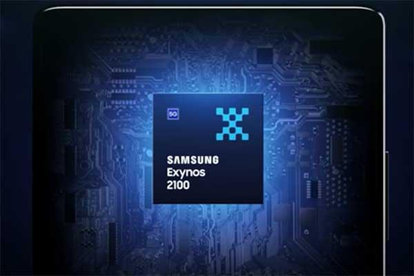 процессор galaxy s21 plus